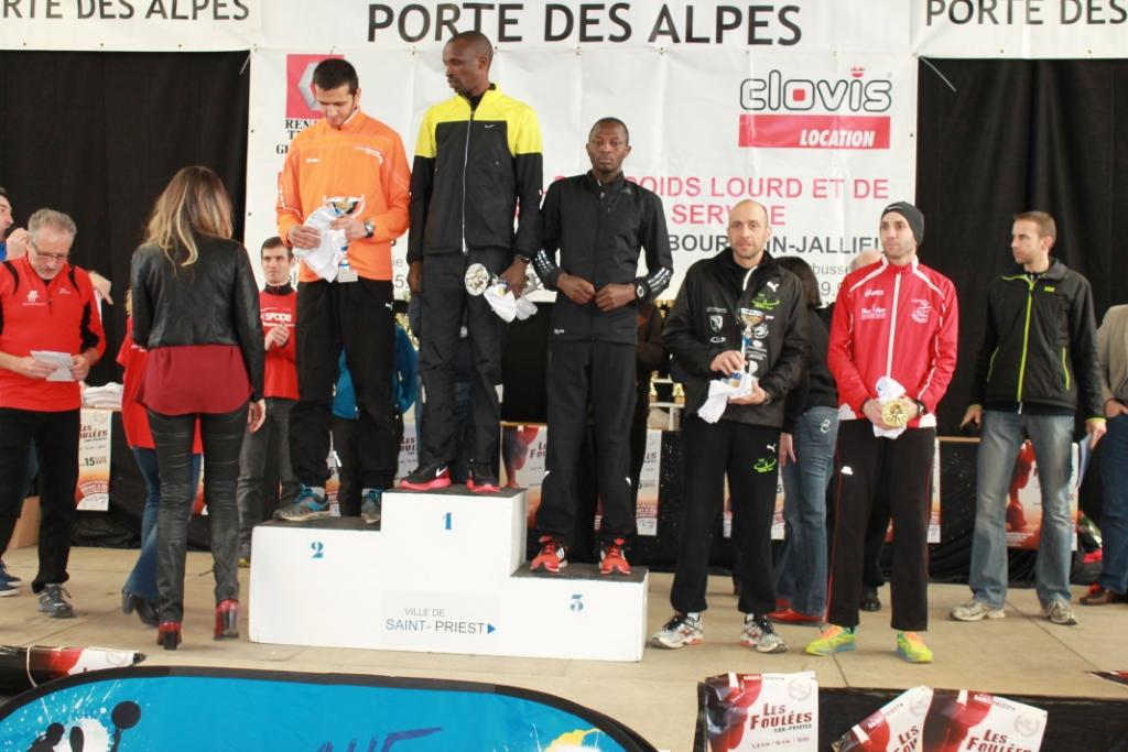 15 février 2015 Semi marathon de St Priest  (10)