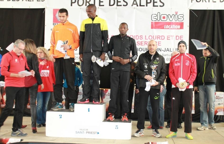 15 février 2015 Semi marathon de St Priest  (11)