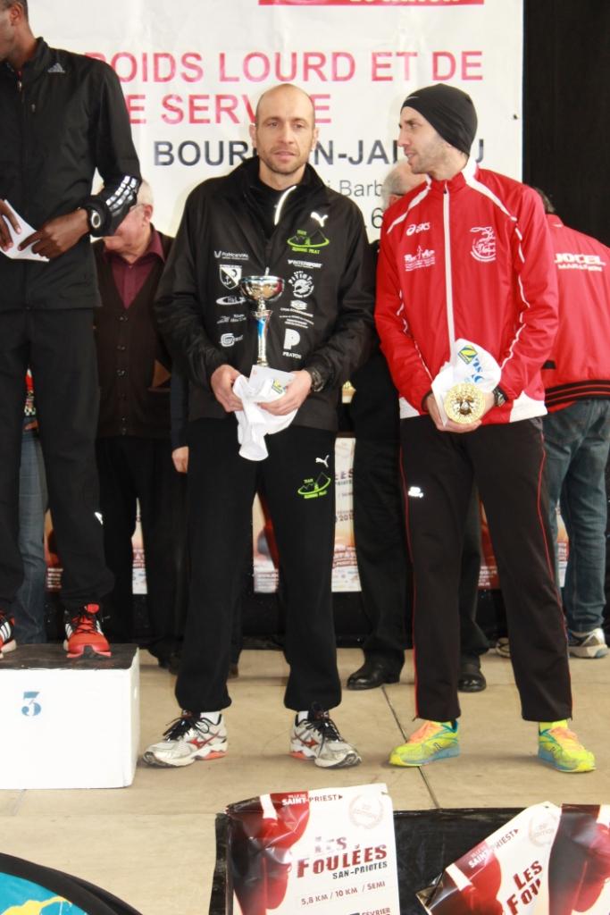 15 février 2015 Semi marathon de St Priest  (14)