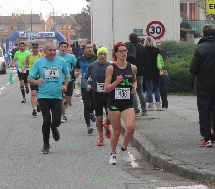 27 novembre 2016 10 Kms de Tournon  (29)red