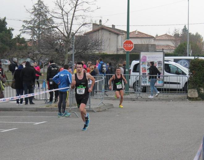 27 novembre 2016 10 Kms de Tournon  (45)red