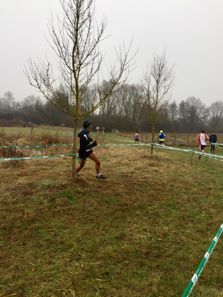 Cross départemental 2017